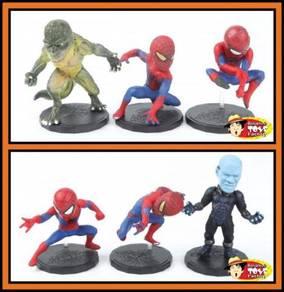 Very Q Spider-Man 6 In 1 Toy Set