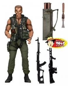 Movie Version Commando Toy Set (full set)
