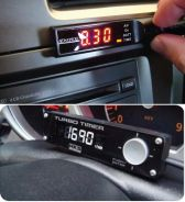 Apexi HKS Type 0 turbo timer japan ic