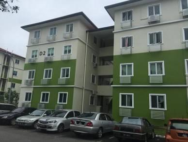 Samajaya Apartment (fully furnished) Jalan Muara Tabuan for rent