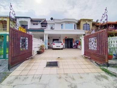 [FACING OPEN] Renovated 2 Storey Terrace House Suadamai BTHO