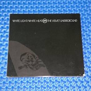 The Velvet Underground White Light/White Heat 2CD