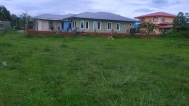 Tanah di area tuaran,jalan mangkabung