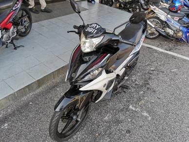 Yamaha 135lc / deposit rendah / harga otr