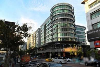 [Good Location] Freehold Office Solaris Mont Kiara (Below Market 171K)