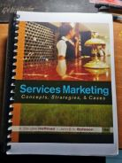 Service marketing diploma student used
