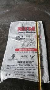 Guni Bag Sban GD Guni Tepung 25kg