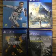 Ps4 games sell / swap