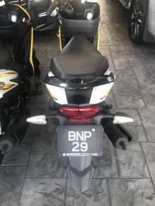 Modenas MR-2 Number BNA 29