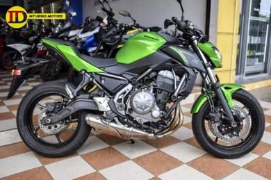 Kawasaki z650 abs z 650 z650abs