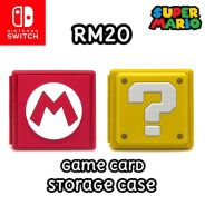 Nintendo Switch Game Cards Storage Case A