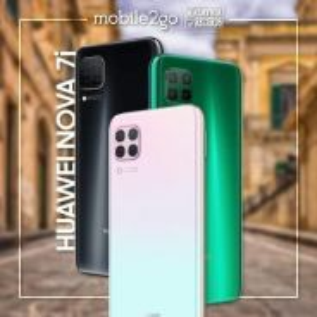 Huawei Nova 7i [128GB ROM/8GB RAM] MY Set