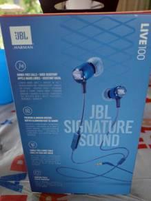 JBL IN EAR Headphones