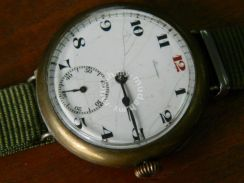 Vintage Precision Watch