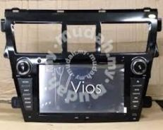 Toyota vios 08 to12 car dvd player 7 inch gps