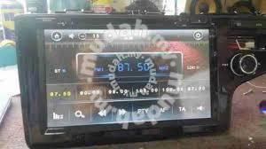 Honda jazz oem dvd player with gps ( new )