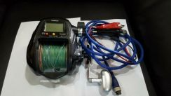 Mesin Electric Shimano FM9000 Good Condition