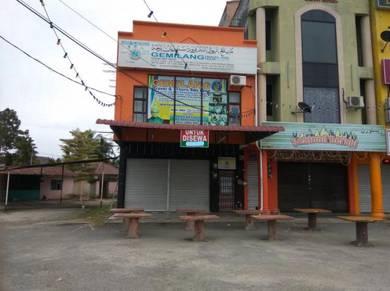Lot Kedai Di Pengkalan Chepa Untuk Di Sewa