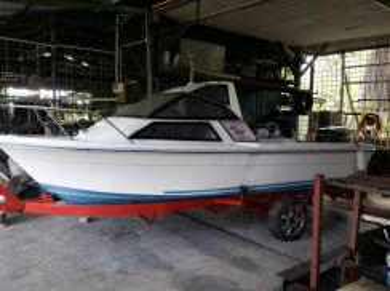 Sea bird yahama boat for sale