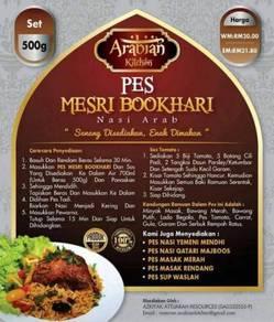 Pes mesri bookhari arabian kitchen