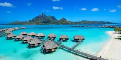 4D3N | AMI Travel Wonderful At Bora Bora Island