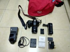 Used Canon DSLR 50D