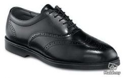 Safety Shoes Red Wing Men Oxford Black SD ST 8701