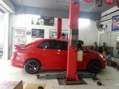 BC Racing V1 Adjustable Toyota Vios Yaris Ncp93