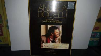 CD Andrea Bocelli - Sogno/Cieli Di Toscana 2CD/DVD