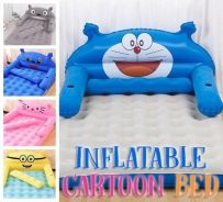 Inflatable cartoon bed 899