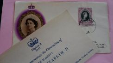 FDC N Sembilan Coronation 1953 No 1302
