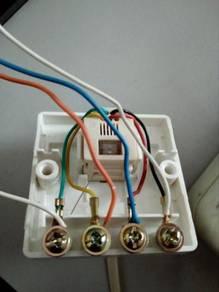 Elektrik wiring triping troubleshooting oncall
