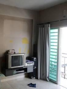 Idaman Lavender 1 Apartment, Sungai Ara (Partly Furnished)
