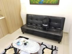 Pacific Place (529sqft) Fully Furnished, Renovated Unit, LRT Walking
