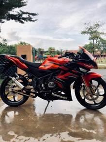 Kawasaki RR untuk dilepaskan