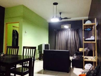 [NEW FASA 3] Senawang Desajaya Villa Apartment RM1k Booing FULL LOAN