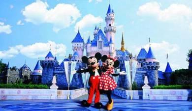 AMI Travel | Hong Kong Disneyland PROMO