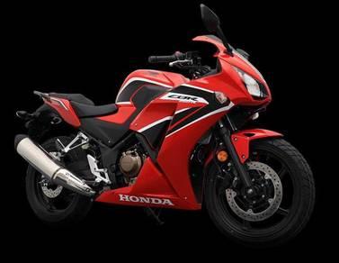 New Honda CBR 250 R CBR250 non ABS Fast approval