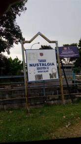 Taman Nustalgia, Seksyen 32 , Shah Alam