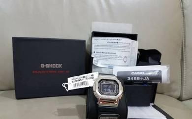 Casio G Shock GMW B5000 1JF Watch