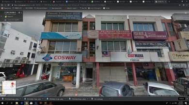 Pandan Indah 1st floor shoplot for RENT: