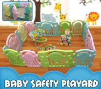 Baby safety playard big X77-5GF.C5