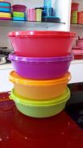 Tupperware brand thats a bowl 1set