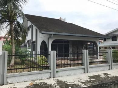 Detached House at Lorong Rock, Kuching