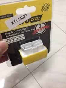 Original nitro obd2 fuel saver micro chip new