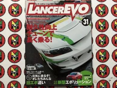 Lancer Evo Magazine Vol.31