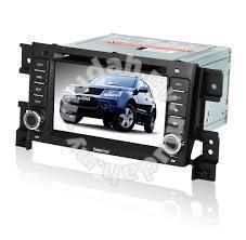 Suzuki vitara OEM Touch Screen GPS Dvd Player V