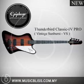 Epiphone Thunderbird Classic-IV PRO Bass Guitar-VS