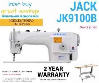 Mesin jahit jack jk9100b direct drive
