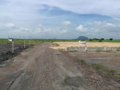 Tanah lot banglo Sungai Korok,Jitra